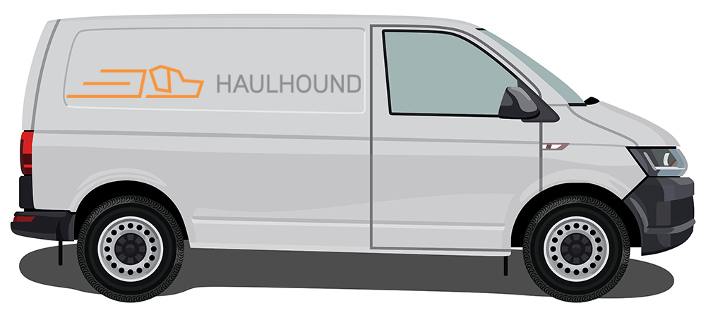 Find Cargo Van Loads on HaulHound's Free Loadboard & App