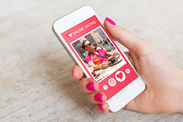 Dating apps introduced matching & revolutionized an industry, much as matching will revolutionize logistics