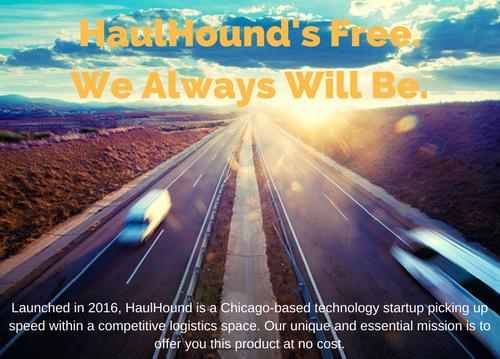 Newest Digital Freight Matching Tech from HaulHound