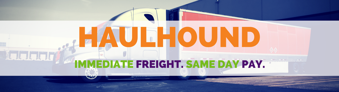 HaulHound's new digital truck matching technology will supersede the uberization of the transportation industry