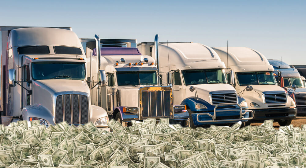 Drivers can become freight brokers and earn more
