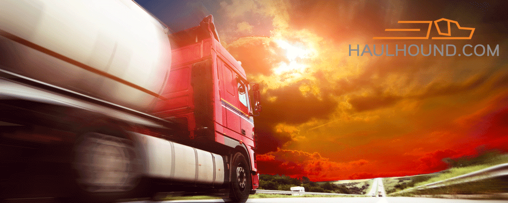 HaulHound is one company that with digital truck matching technology