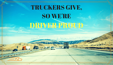 HaulHound supports all charities, especially those that are truck driver-focused