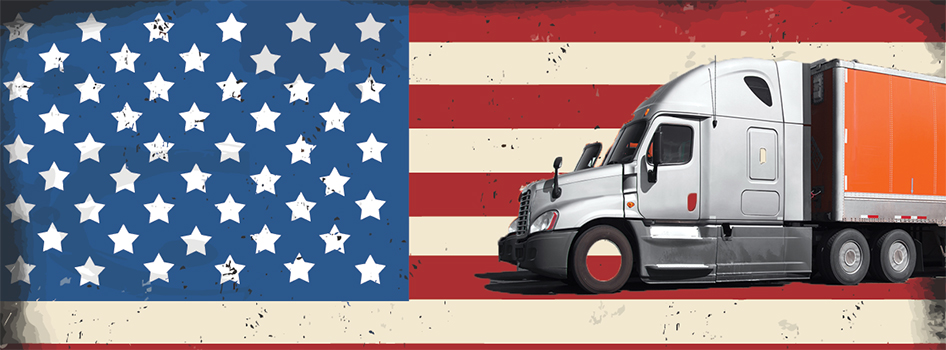 Military veterans are some of the best truckers on the road!